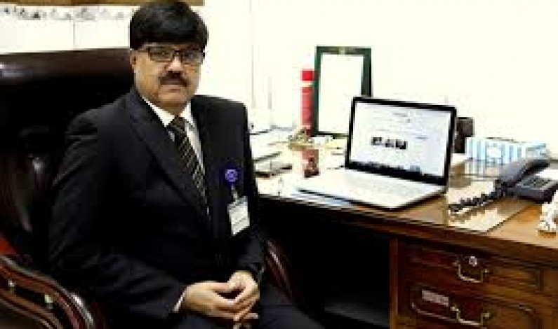 Uniquestoryofresignation of Dr. Mukhtiar Zaman Afridi, medical director, MTI, LadyReadinghospital, Peshawar