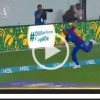 Memorable catch by Shahid Afridi in HBL PSL 2018 in match Karachi Kings vs Queta Gladiators