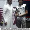 Pakistan junior squash players carry on the winning streak in doha junior squash championship