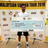 Tayyab aslam wins final of Malaysian tour