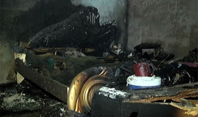 Eight of a family burnt alive in Karachi