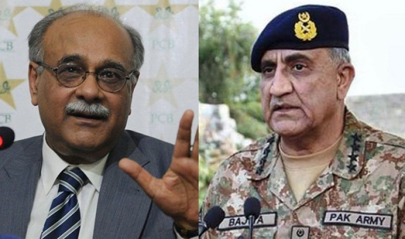COAS writes to PCB chairman appreciating PSL, WI matches in Pakistan