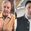 Caretaker Punjab CM: Shehbaz Sharif to meet Mahmood-ur-Rasheed for second time