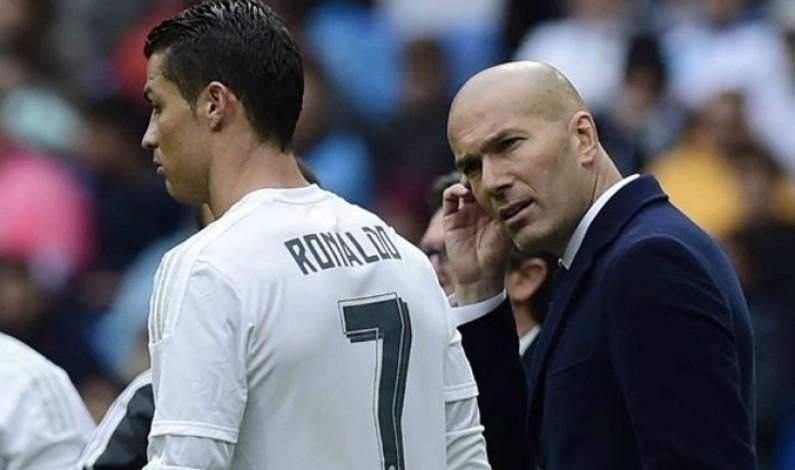 Zidane hopeful Ronaldo will be fit for Champions League final