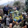 Thousands turn up for funeral of cricket star youth in Occupied Kashmir