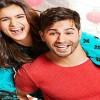 Alia Bhatt Gets Ragged By Varun Dhawan All The Time
