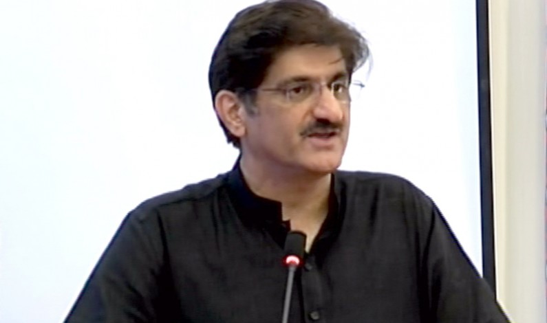 Sindh Is Being Treated As Step Mother: Murad Ali Shah
