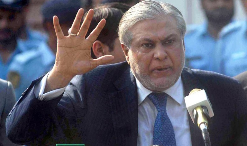 SC Suspends Senate Membership of Ishaq Dar