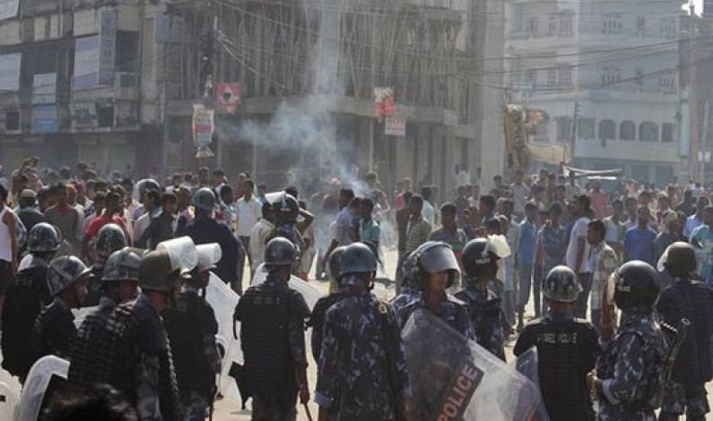 Protester dead in second day of south India clashes: police