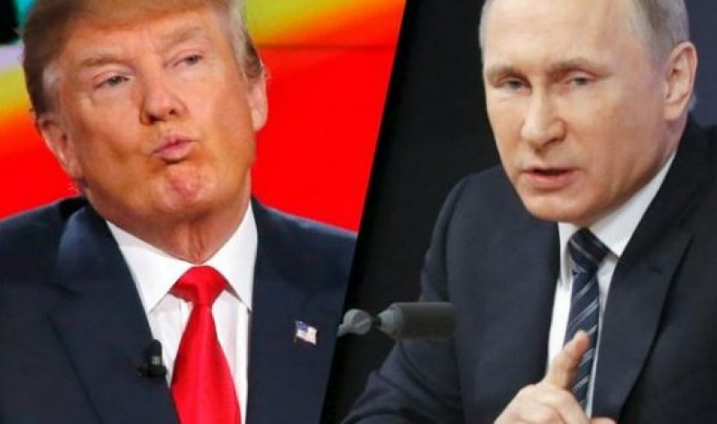 Putin Shown 'Profound Reservations' At Trump-Iran Step