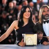 Lebanese Cannes winner dedicates prize to poor kids