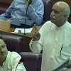 NA resounds with Khursheed Shah's threat to Centre over water share