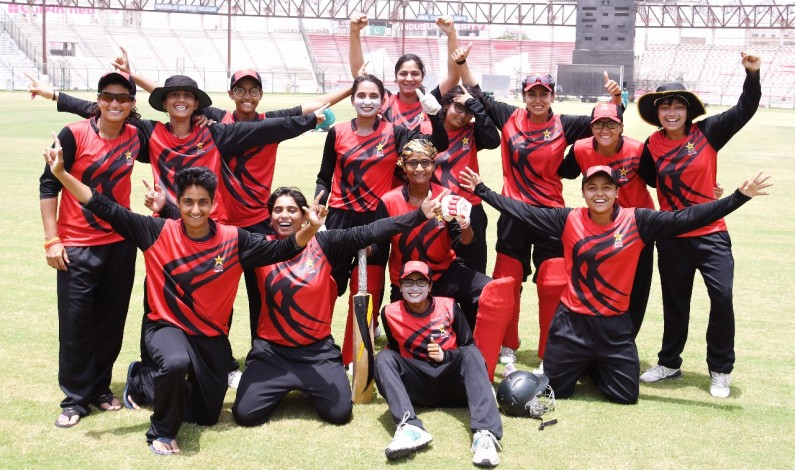 PCB XI won the toss and elected to Field first in 11th match of departmental T20 Women's Cricket Championship, 2018 in National stadium Karachi