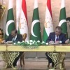 Pakistan and Tajikistan Tuesday agreed to further strengthen their relations by adopting measures to take bilateral trade to US $ 500 million per annum, immediate revival of air links and early implementation of CASA-1000 (Central Asia South Asia) electricity project.