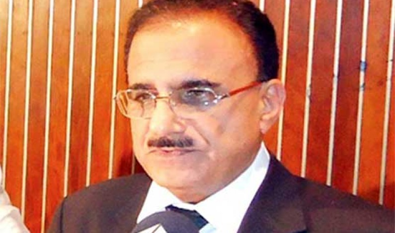 Justice (r) Dost Mohammad appointed as caretaker KP CM