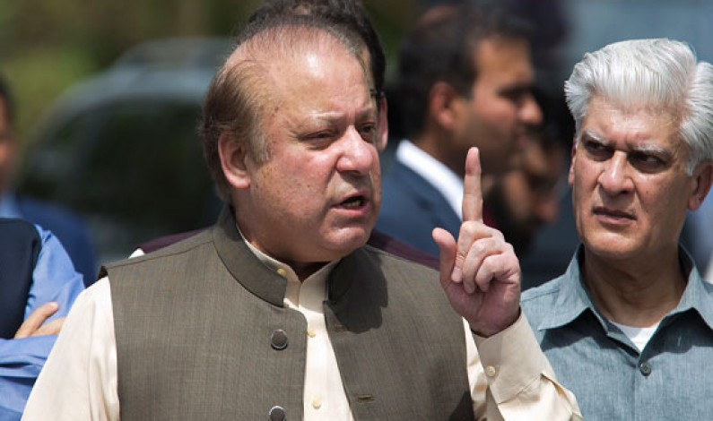 Some people still bent on having elections delayed: Nawaz