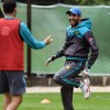 Pakistani T20 squad practice session held for upcoming matches
