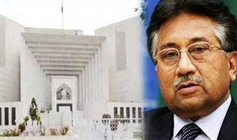SC warns Musharraf to return to country by 2pm on June 14