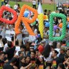 Rally for equality as top Philippine court considers gay marriage