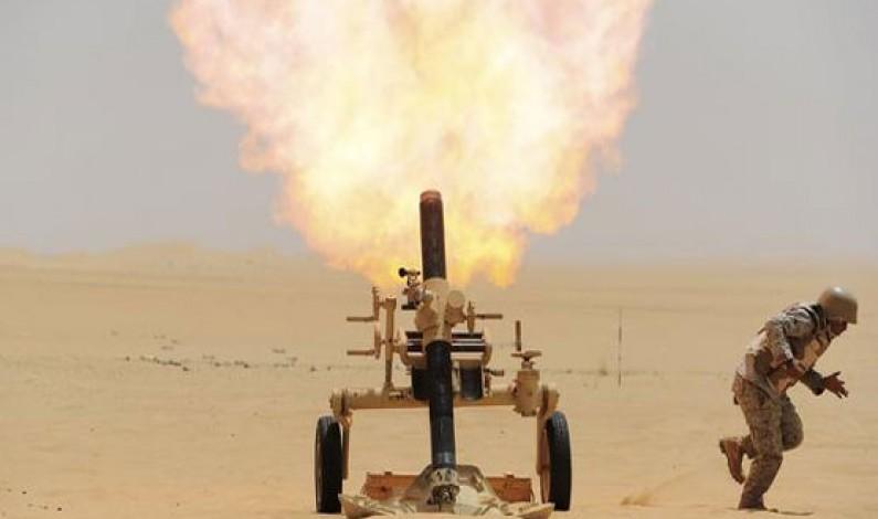 Air strikes target Yemen rebel positions in port offensive