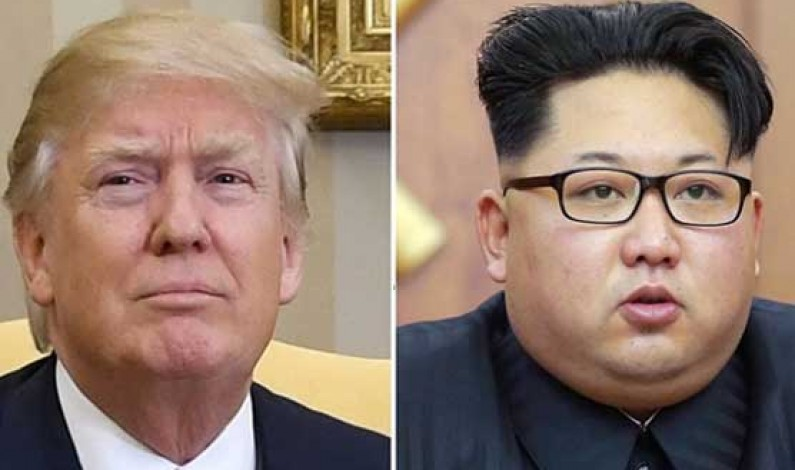 Trump and Kim head for historic Singapore summit
