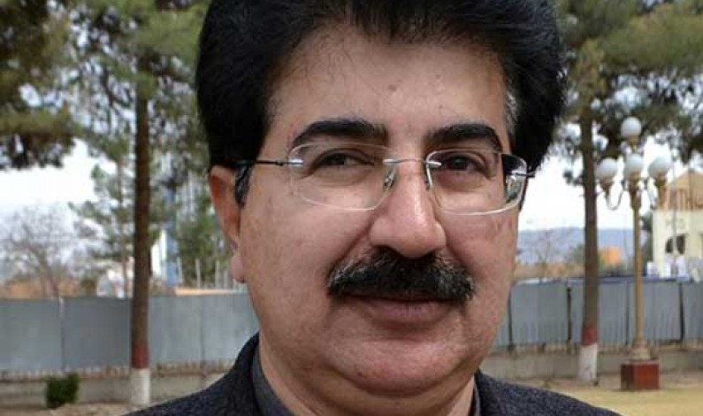 Sanjrani hosts iftar-reception for caretaker cabinet, CMs, governors