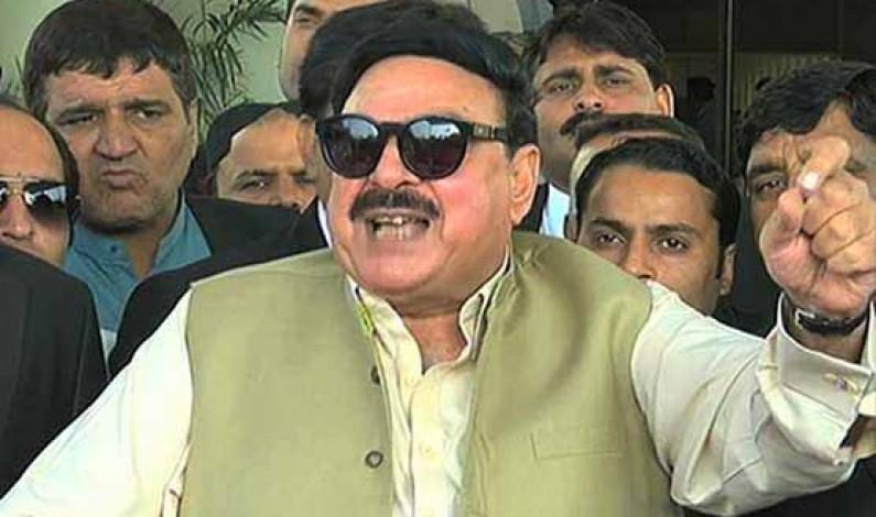 Rawalpindi: Sheikh Rasheed starts election campaign on motorcycle today
