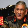 Indian Army Chief suggests negotiations for peace in occupied Kashmir