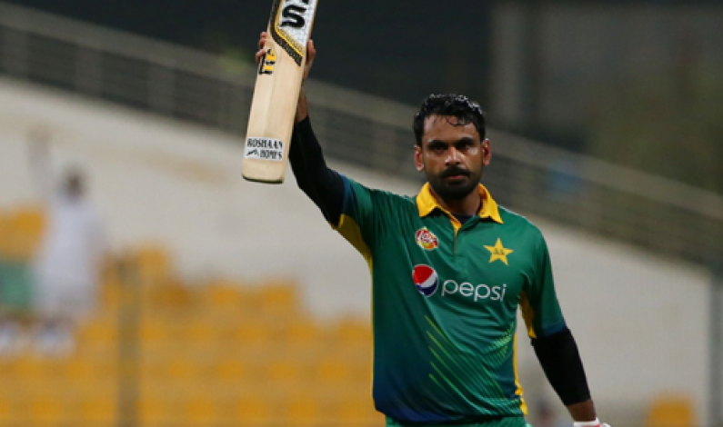 PCB decides not to take action against Hafeez