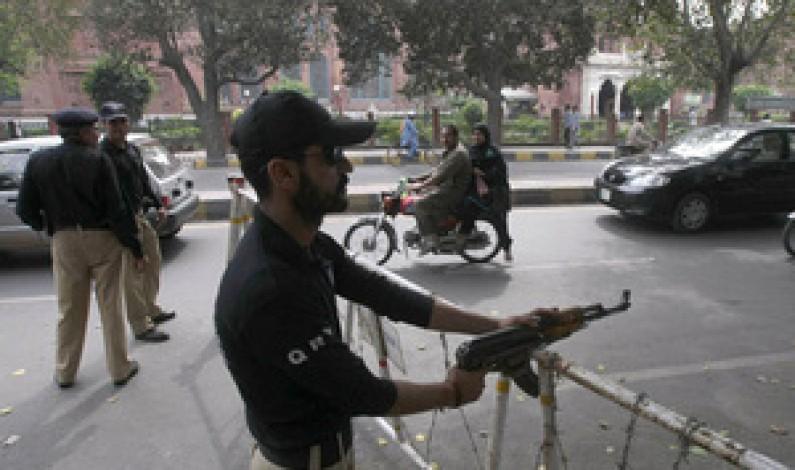 Political leadership facing terrorism threats ahead of general elections: Nacta