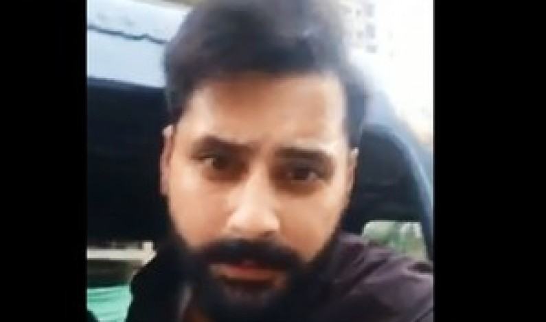 Jibran Nasir detained briefly for 'refusing to give way' to judge's protocol in Karachi