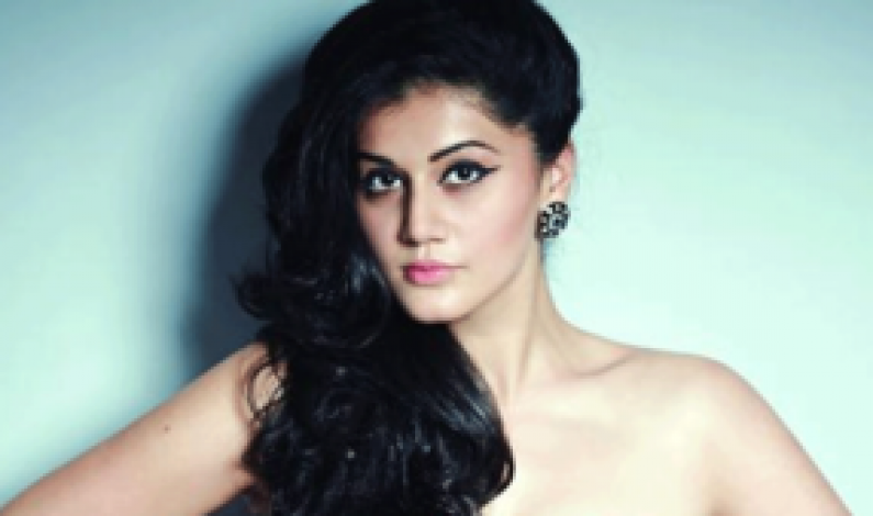 Pink star Taapsee Pannu says she's 'disturbed' by Muslims being targeted in India