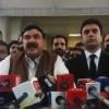 LHC reserves verdict on Sheikh Rashid's appeal against NA-60 poll deferral