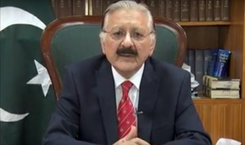 'ECP is striving to hold free and fair elections,' says CEC in message ahead of polls