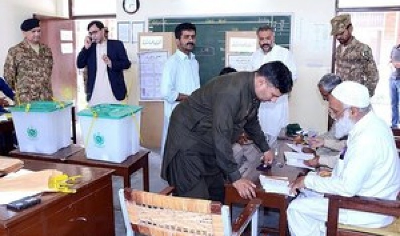 ECP declares 20,789 polling stations as sensitive