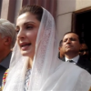 Maryam's account tweets for first time since her imprisonment