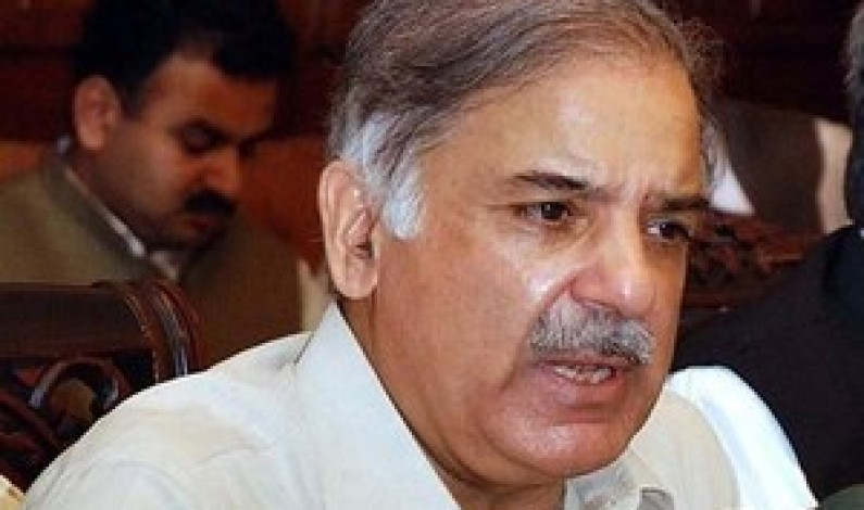 Caretakers not taking care of rains: Shahbaz