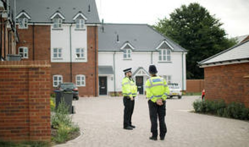 Two critically ill in UK due to 'unknown substance'