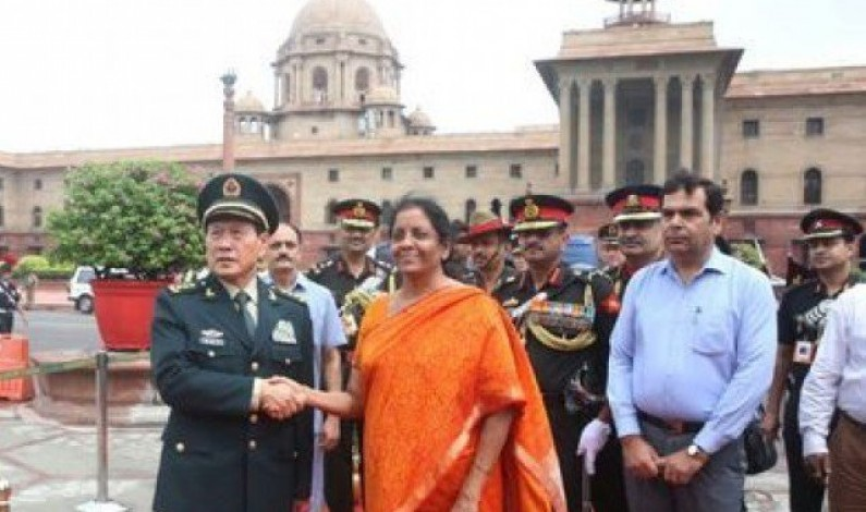India, China agree to expand military ties after defence talks