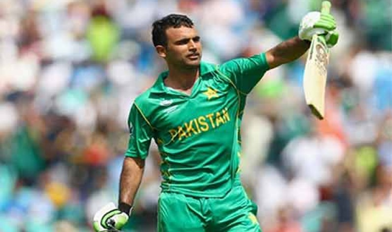 Fakhar Zaman committed to win World Cup 2019
