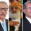 Nomination papers of presidential candidates accepted by ECP