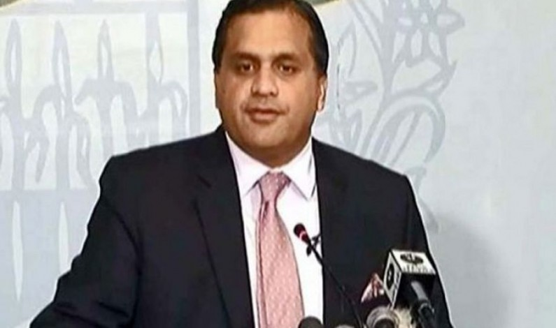 Foreign Office Pakistan welcomes Indian P.M, Modi's phone call to Imran Khan, hopeful it could pave way for talks