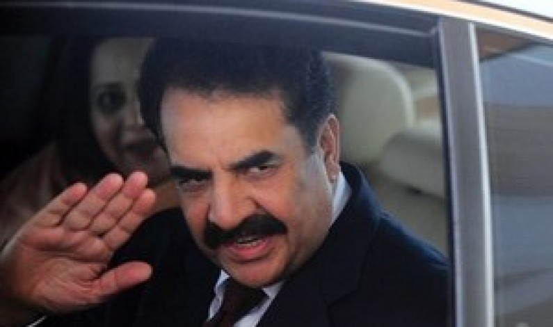 Raheel Sharif did not obtain NOC from cabinet for heading Saudi military alliance, SC told