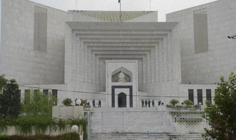 Top court throws out 'frivolous' NAB petition against Sharifs' verdict suspension pleas