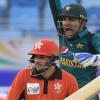 Asia Cup 2018: Dominant Pakistan thrash newbies Hong Kong