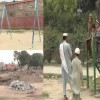 Deteriorating situation of parks in Peshawar explore govt negligence