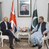 British Home Secretary, FM Qureshi discuss money laundering, assets recovery