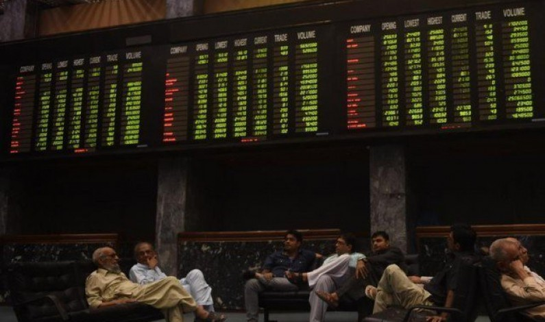 Market watch: KSE-100 gains 82 points amid volatile trading