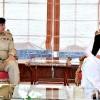PM Khan, COAS Bajwa discuss matters of mutual interest