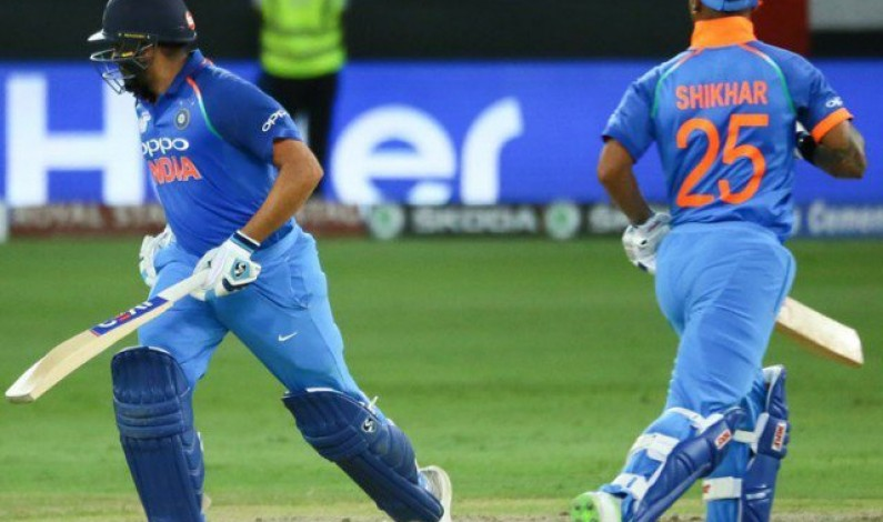 Asia Cup 2018: Dhawan, Sharma help India thrash sloppy Pakistan